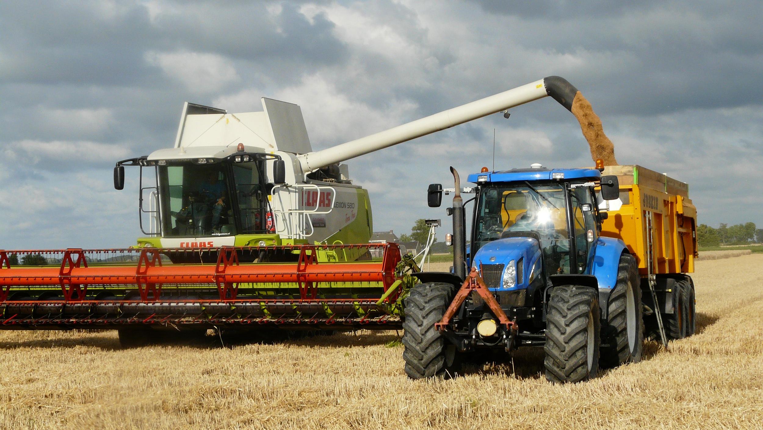 ЕС отчита рекорден износ на селскостопански продукти през януари